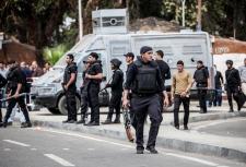 4 bombs explode outside Cairo university