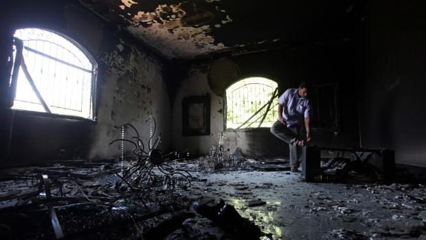 Ex-CIA official disputes Benghazi claims