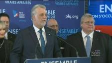 CTV Montreal: Couillard OK with Barette severance