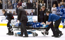 Leafs nominate Ranger for Bill Masterton
