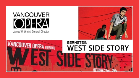 Vancouver Opera's West Side Story