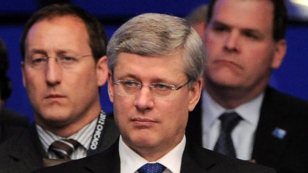 Harper government's relationship with NATO warming