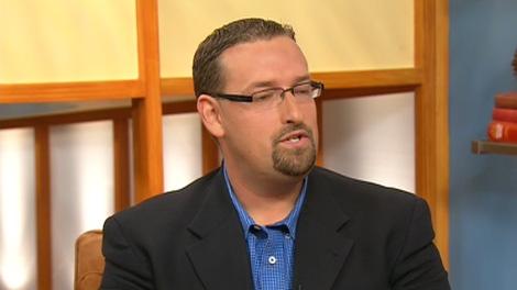 Tom Schweizer, a neuroscientist at St. Michael's Hospital appears on Canada AM, Friday, Oct. 14, 2011.