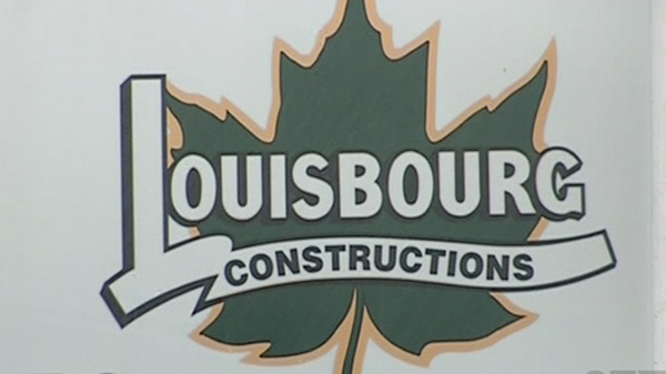 Louisbourg Construction Ltd. could lose its business licence. (Oct. 14, 2011)