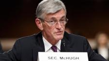 U.S. Army Secretary John M. McHugh