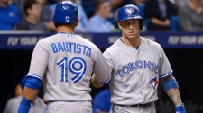 Rays beat the Blue Jays 7-2