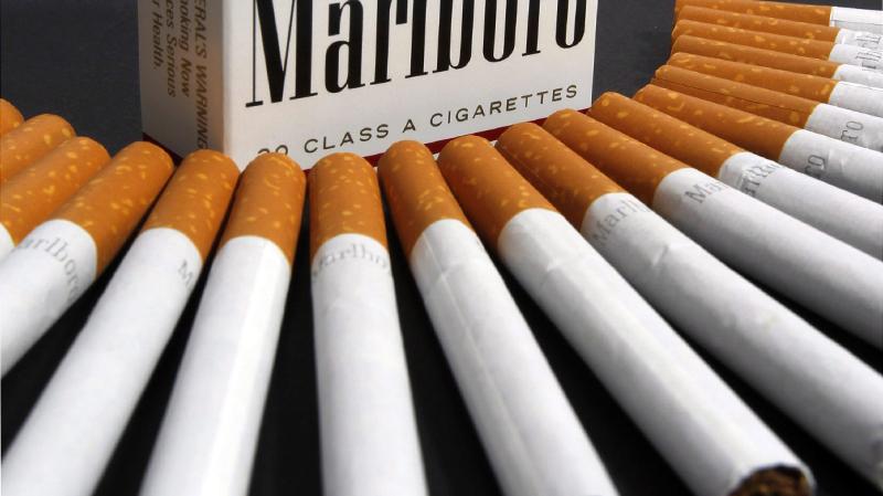Order pack cigarettes