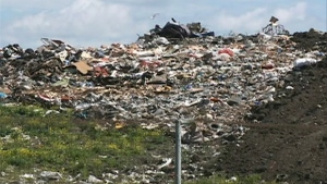 The Regina landfill is seen in this undated file photo