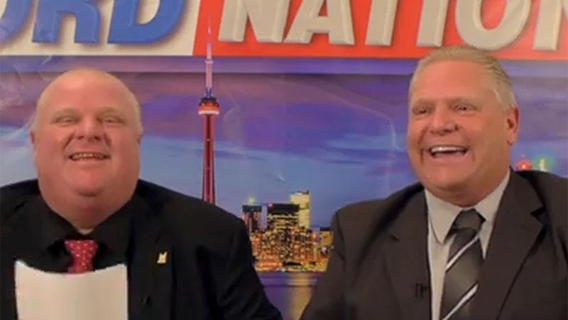 Toronto Mayor Rob Ford Resurrects Jamaican Patois In New