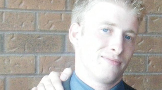Derrick Gallagher, 31, of Petawawa charged with sexual assault. OPP are asking any females with information to contact investigators.