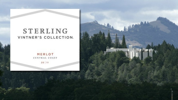 Sterling Vintner's Collection Merlot 2011