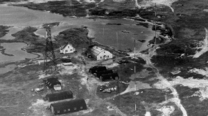 Sable Island is shown in an undated file photo. THE CANADIAN PRESS/HO