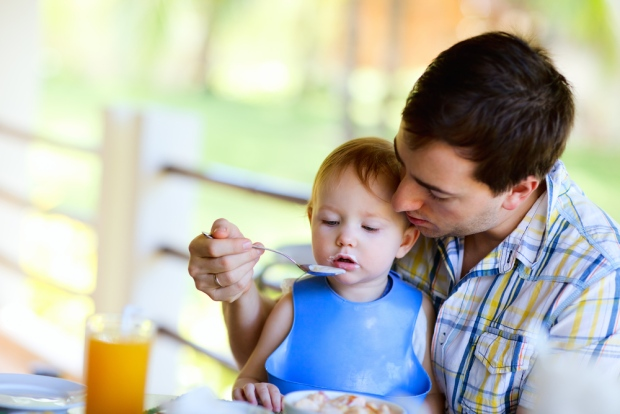 Children's eating habits influenced early