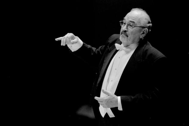 Los Angeles Master Chorale, Paul Salamunovich