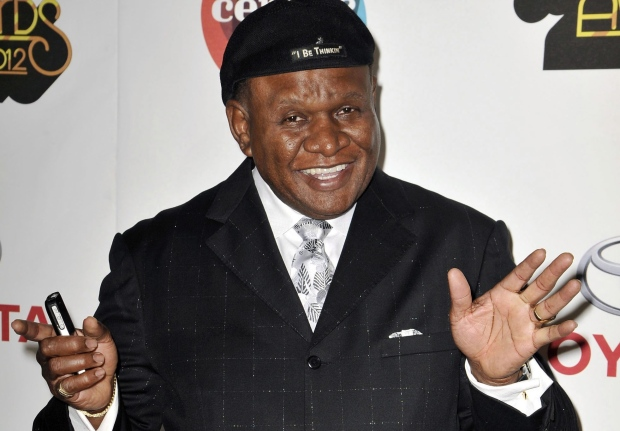 George Wallace arrives at the Soul Train Awards