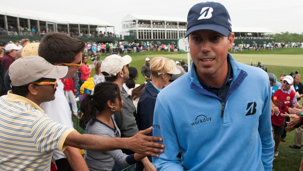 Kuchar takes lead at Houston Open