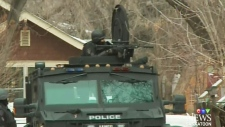 CTV Saskatoon: Man arrested after 9 hour standoff