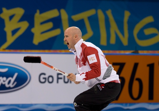 Canada loses bronze in men's world curling