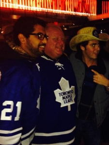 Rob Ford attends ACC
