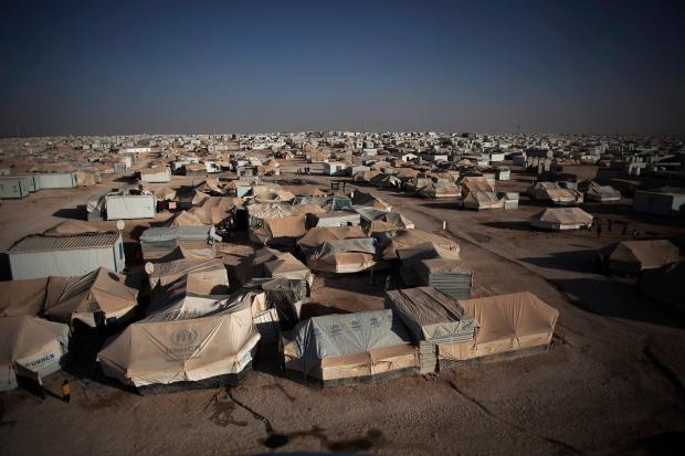 UN worried about violence at Zaatari refugee camp