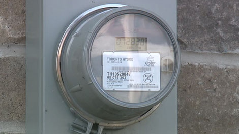 Hydro bills, especially for those with smart meters, will be going up next month.