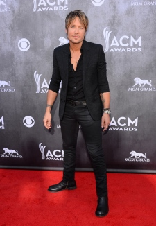 Keith Urban wins 3 Country Music Awards