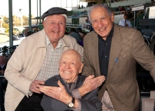 Fellow actors pay tribute to Mickey Rooney