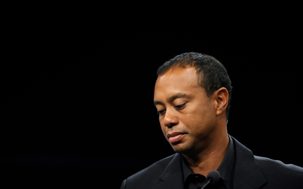 Tiger Woods could be unseated as No. 1