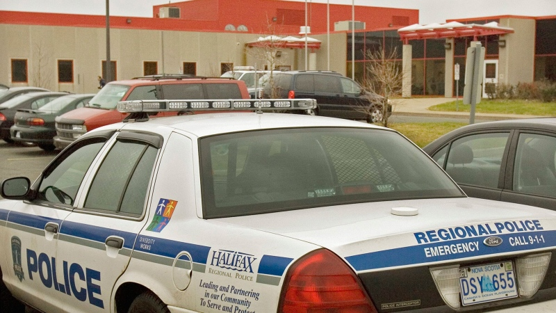 An inmate was mistakenly released from the Central Nova Scotia Correctional Facility Monday morning. (THE CANADIAN PRESS/Andrew Vaughan)