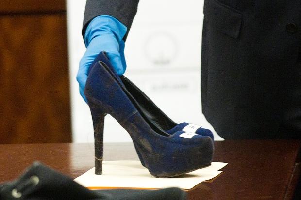 Ana Lilia Trujillo accused of murder by stiletto
