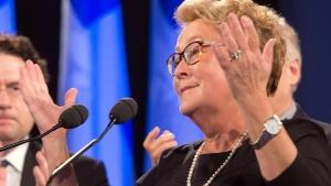 CTV National News: 'I will quit my duties'