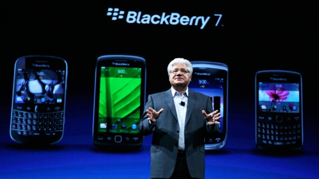 Research In Motion unveils new operating system called BBX for BlackBerry devices