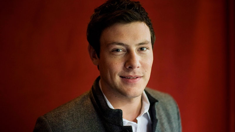 Cory Monteith stands for a portrait at the Hazelton Hotel while promoting his film 'Sisters and Brothers' during the Toronto International Film Festival in Toronto, Sept. 11, 2011. (Aaron Vincent Elkaim / THE CANADIAN PRESS)