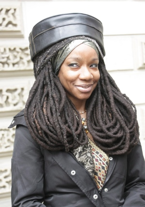 Jamaican-born Simone Topey is seen outside the Ontario Court of Appeal in Toronto on Tuesday, April 8, 2014. (Colin Perkel / THE CANADIAN PRESS)