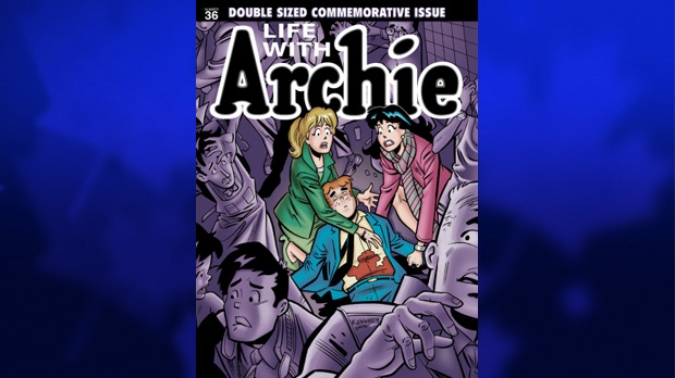 Archie to die in series conclusion