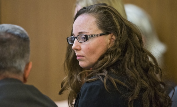 Marissa Devault found guilty