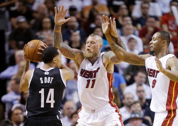 Nets beat Miami Heat