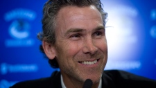 Trevor Linden named president of Vancouver Canucks