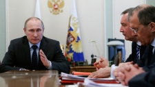 Putin threatens to charge Ukraine for gas supplies