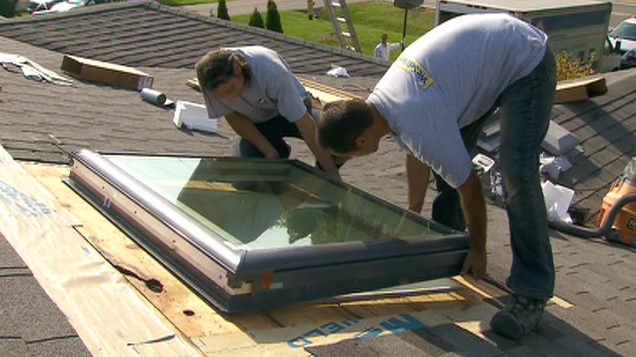 Energy Efficiency - Low emission skylights