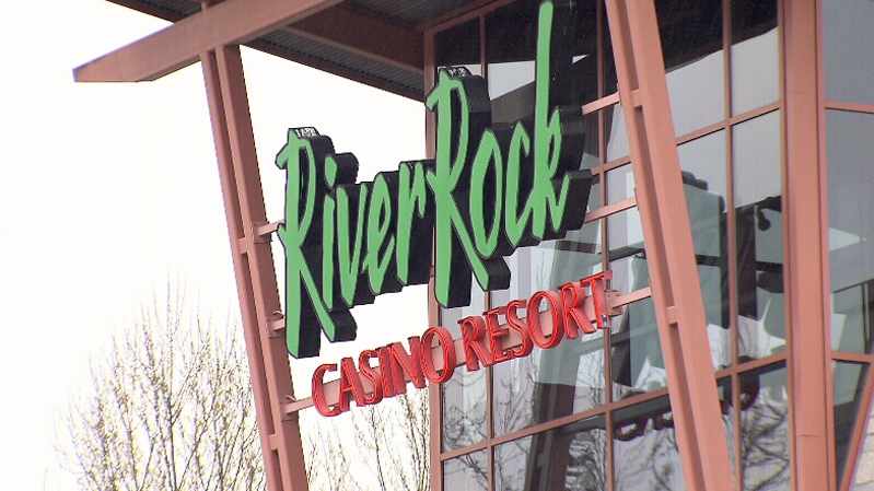 River Rock casino in Richmond is seen in this file photo from 2014.