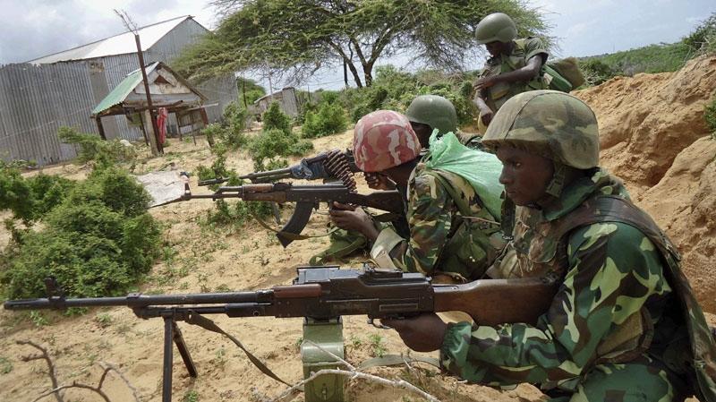 Kenya advances towards Somali city of Kismayo | CTV News
