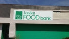 The London Food Bank is seen on Thursday, April 10, 2014. (Bryan Bicknell / CTV London)