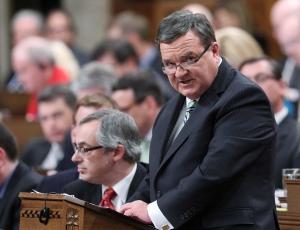 Jim Flaherty dies at age 64