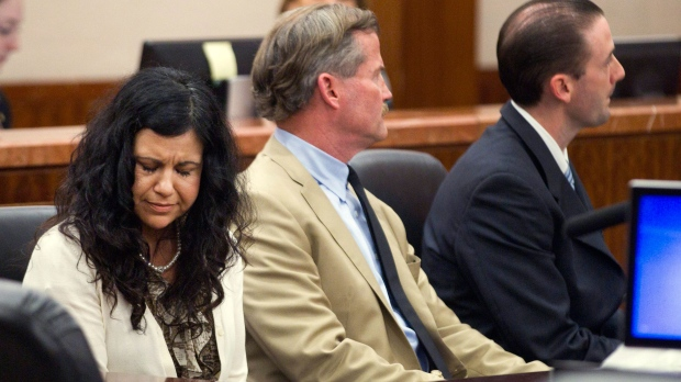 Woman convicted in fatal stiletto shoe stabbing