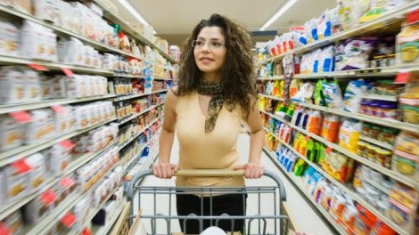 Shoppers are bringing home much more than they bargain for when they come home from the grocery store.