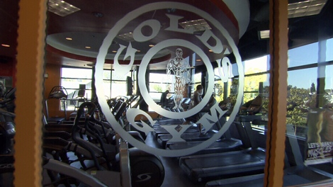 Gold�s Gym is where Arnold Schwarzenegger trained � arguably the most famous gym in the world.  Oct. 20, 2011. (CTV)