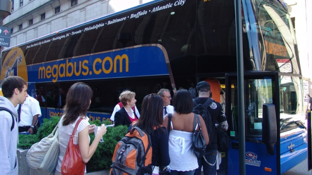 Megabus launches reserved seating program