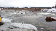 Flooding Oro-Medonte