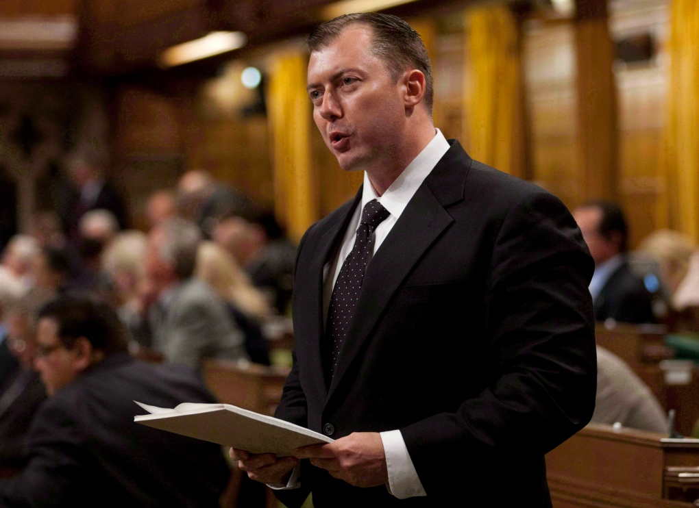 Rob Anders facing competition in riding